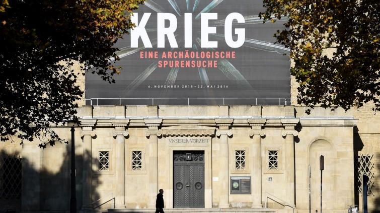 Sonderausstellung im Landesmuseum für Vorgeschichte in Halle