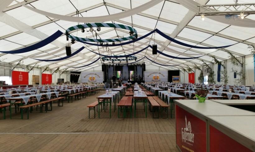 Oktoberfest der Stadt Sandersdorf-Brehna