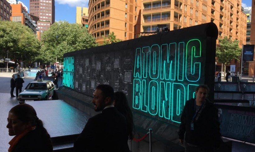 "Filmpremiere ""Atomic Blonde"""