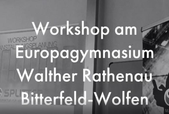 Projekttag am Europagymnasium Walther Rathenau