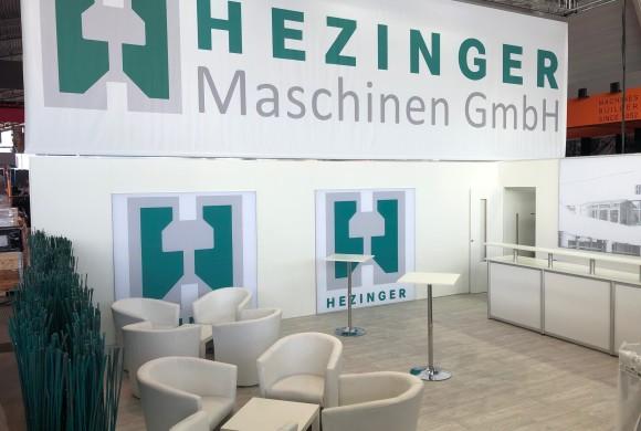 Blech Expo Messe 2019 – Hezinger Maschinen GmbH