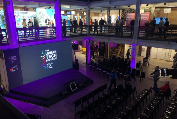 10. Öffentliche Standortkonferenz Nachnutzung Flughafen Tegel