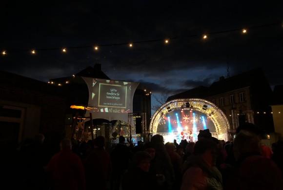 Weihnachtsmarkt Stadt Sandersdorf-Brehna 2018